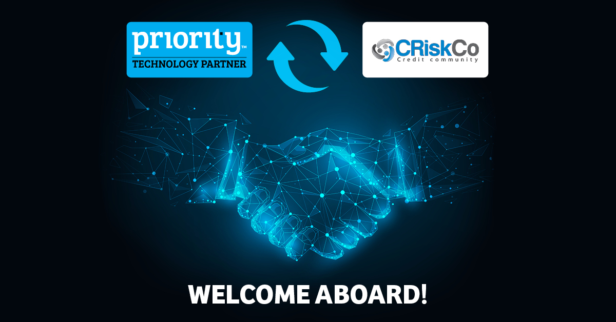 CRiskCo Partners with Priority: Direct Automated Financing Solutions for SMB Customers